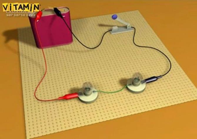 seri bağlı ampuller ile ilgili görsel sonucu