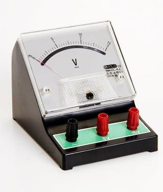 voltmetre ile ilgili görsel sonucu